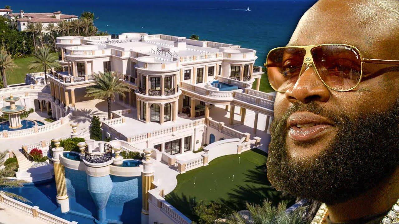 Download 8 Crazy Hip Hop Mansions