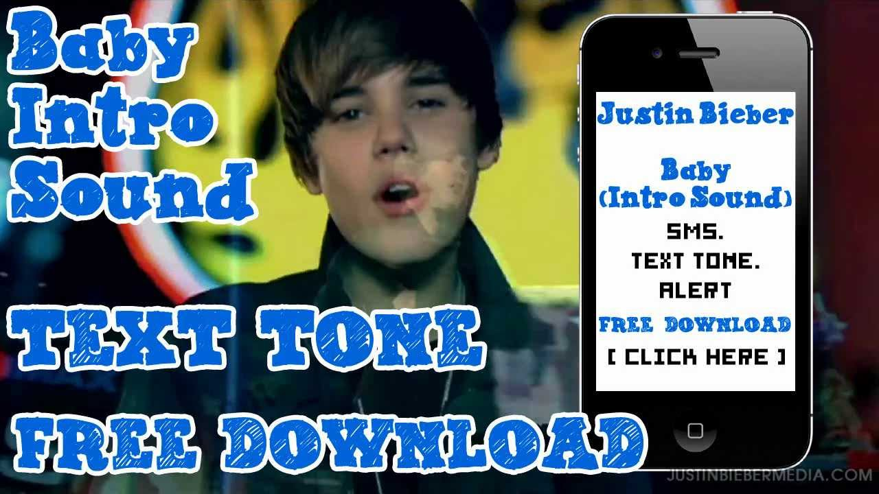 Justin Bieber Ringtone free download