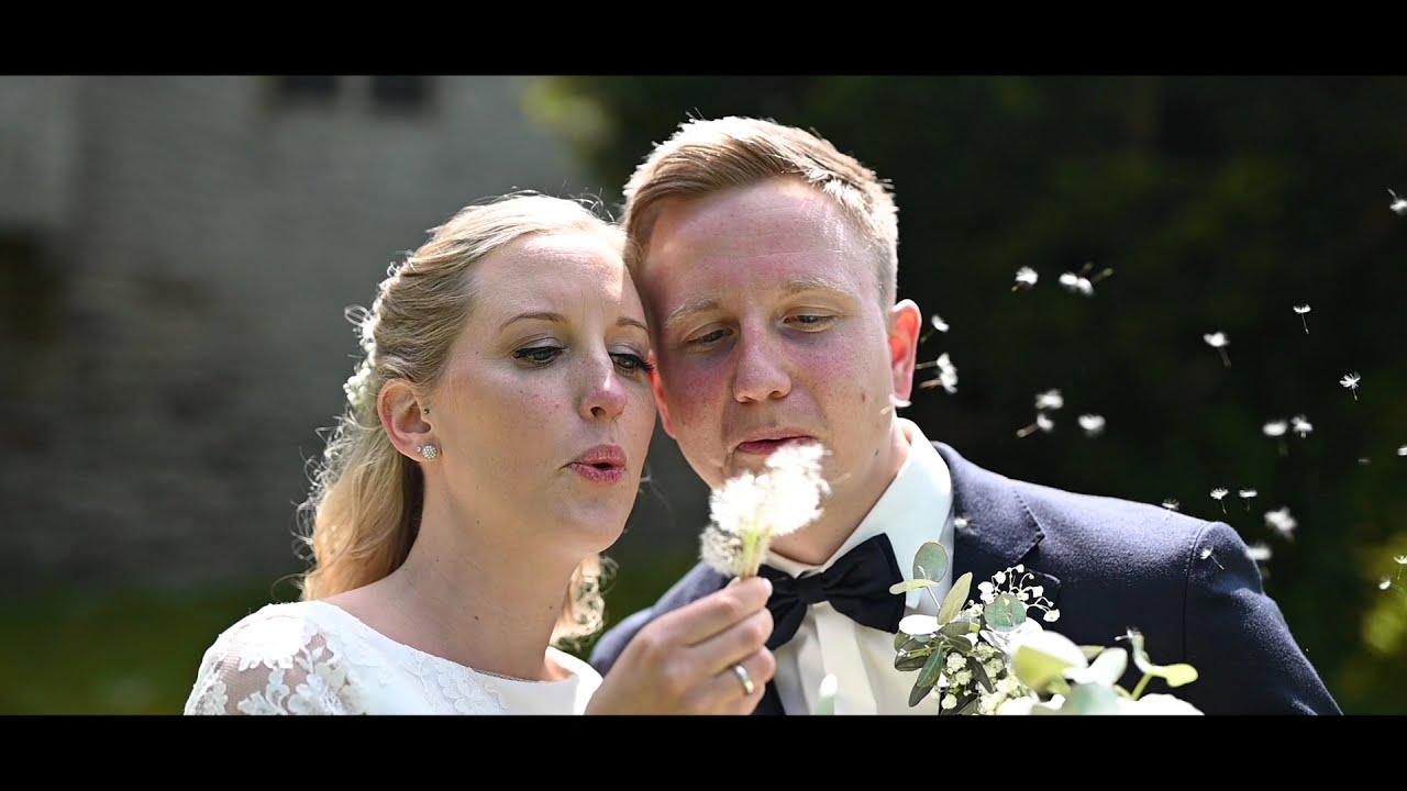 Wedding Trailer Kathrin & Uwe | Haus Herbede, Witten | Nikon Z6 II
