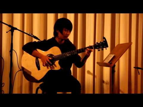 Sungha Jung - They Don't Care About Us (Michael Jackson) [HD] [LIVE in Turku, Finland]