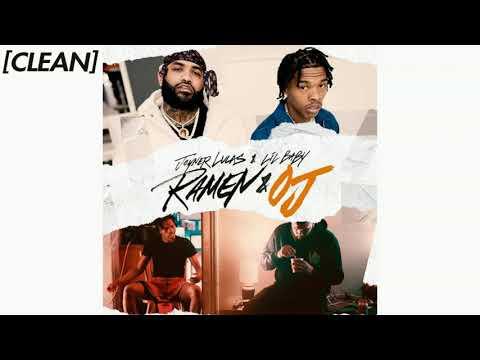[CLEAN] Joyner Lucas – Ramen & OJ (feat. Lil Baby)