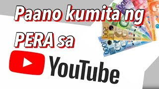 Paano Kumita ng Pera sa YouTube 2019 ( How to Start a YouTube Channel 2019)