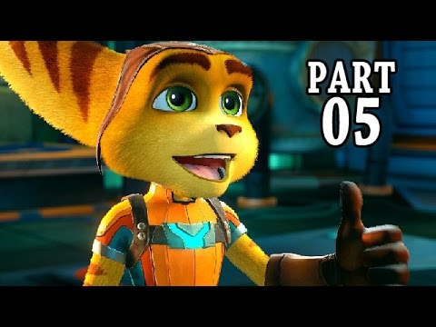 Ratchet and Clank PS4 Gameplay German #5 Heli Pack für Clank - Let's Play Ratchet and Clank Deutsch