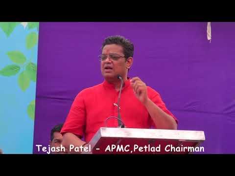 APMC-Petlad   Chairman - Tejash Patel   What is Enam?