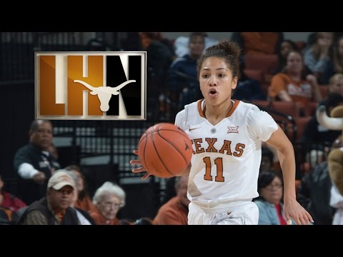 Women's Basketball player spotlight: Brooke McCarty [Dec. 15, 2014]