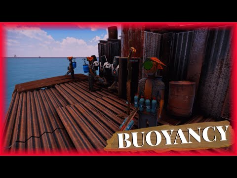 I Can't Wait For The Inevitable Cannibalism! | Buoyancy Gameplay #1