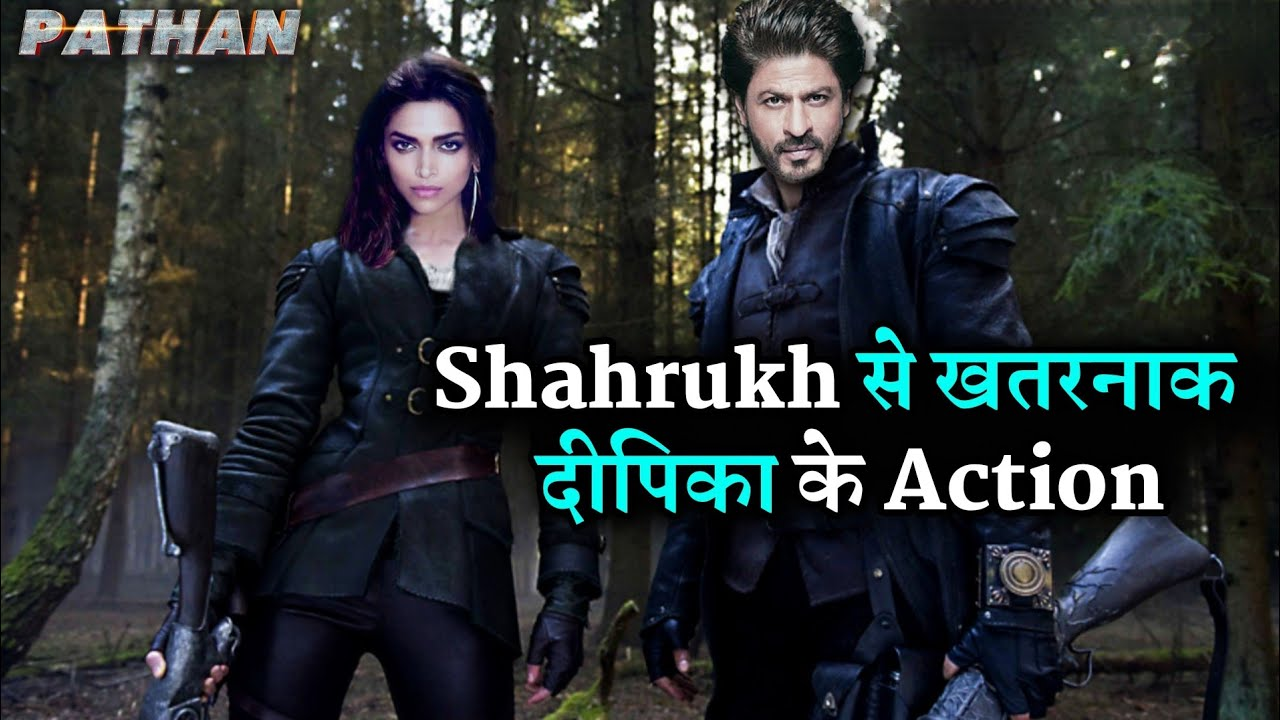 Deepika Padukone's High Octane Action In Pathan Will Also Give Competition To Shahrukh Khan