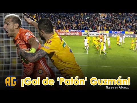 INCREÍBLE !!! Gol Histórico de NAHUEL GUZMÁN le da el pase a TIGRES 4-2 ALIANZA Concachampions 2020