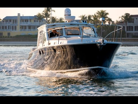 MJM Yachts 40z Features Review