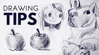 One Drawing Tip That Will Improve Your Art