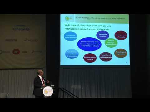 Brazil Energy Frontiers 2015 - Palestra Magna - Hugh Rudnick