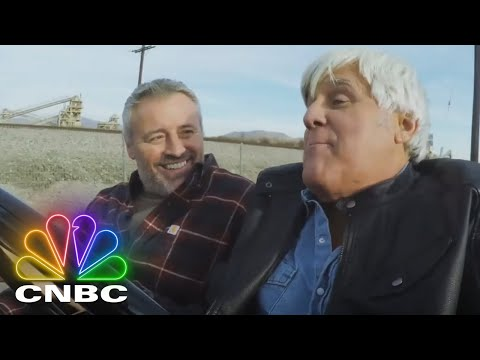 Jay Leno Is Back With An All New Season Of Jay Leno's Garage