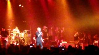 Jimmy Barnes - Working Class Man - Live at Claudelands Arena Hamilton New Zealand - 25/11/2014