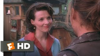 Chocolat (11/12) Movie CLIP - I'm Throwing a Party (2000) HD