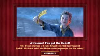The Polar Express flash game walkthrough