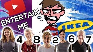 Malternativ - Die Ikea Werbung! Entertain Me (Staffel 3 Folge 3)