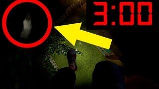 Do NOT Play Hello Neighbor at 3:00 AM !!! (CREEPY)