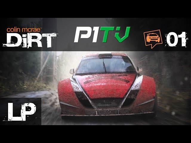 Colin McRae: DiRT #01 - DiRT ist GEIL / Let´s Play DiRT [G27] [PC]