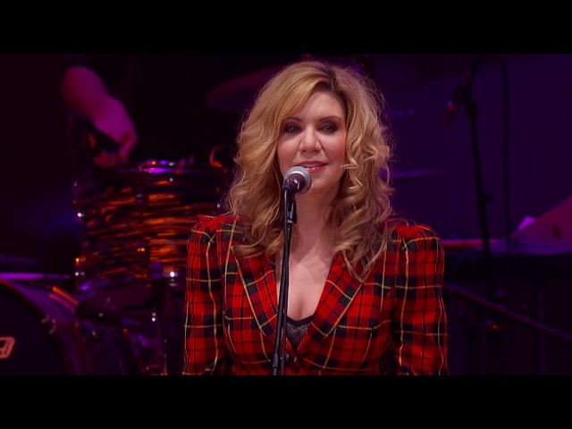 Alison Krauss - Cash on the Barrelhead