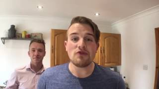 Ben Phillips & Farmer Chris- Face Paint Prank