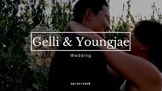 Gelli & Youngjae Wedding