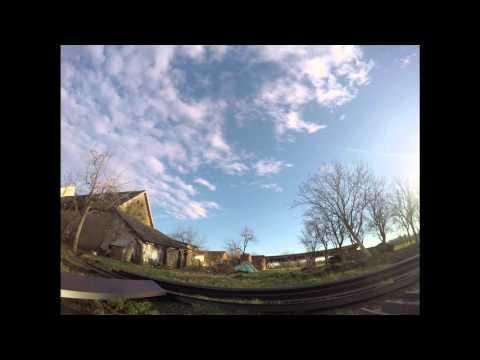 GoPro HERO 4 silver timelapse: Day sky
