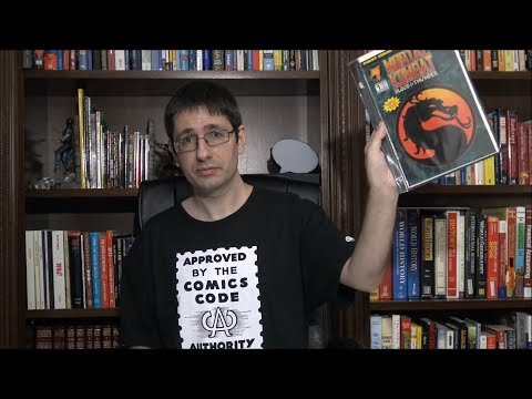 Tabmok99 Explains The Mortal Kombat Series By Malibu Comics