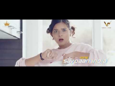 Saavdhan IndiaTeaser 2018Daljeet ChahalAkansha SareenVS RecordsYouTube