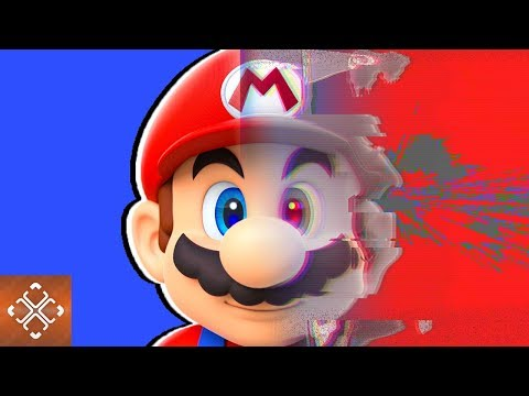 Old School Nintendo GLITCHES That Will Creep You Out