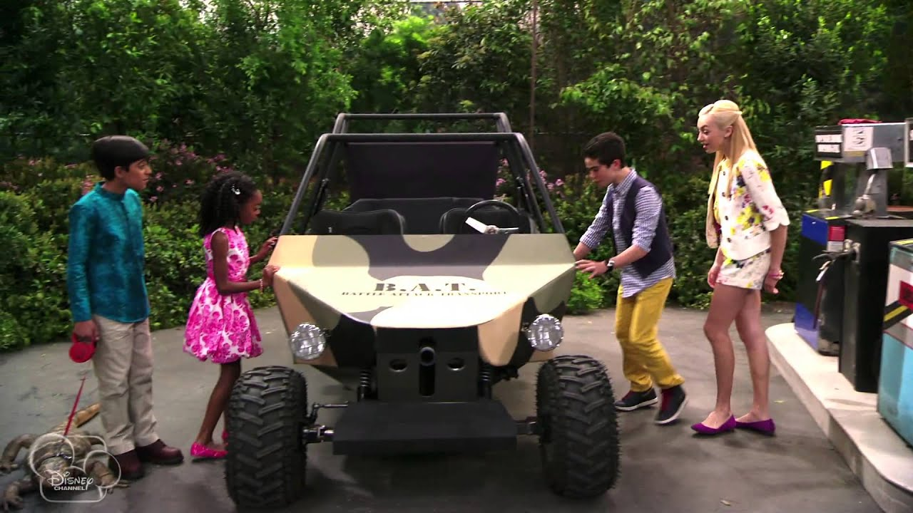 Download Jessie   G.I Jessie: Part 1 ✨   Disney Channel UK