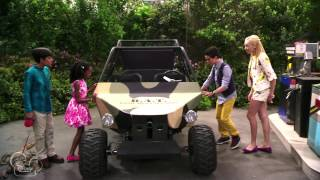 Jessie | G.I Jessie - Part 1 | Disney Channel UK