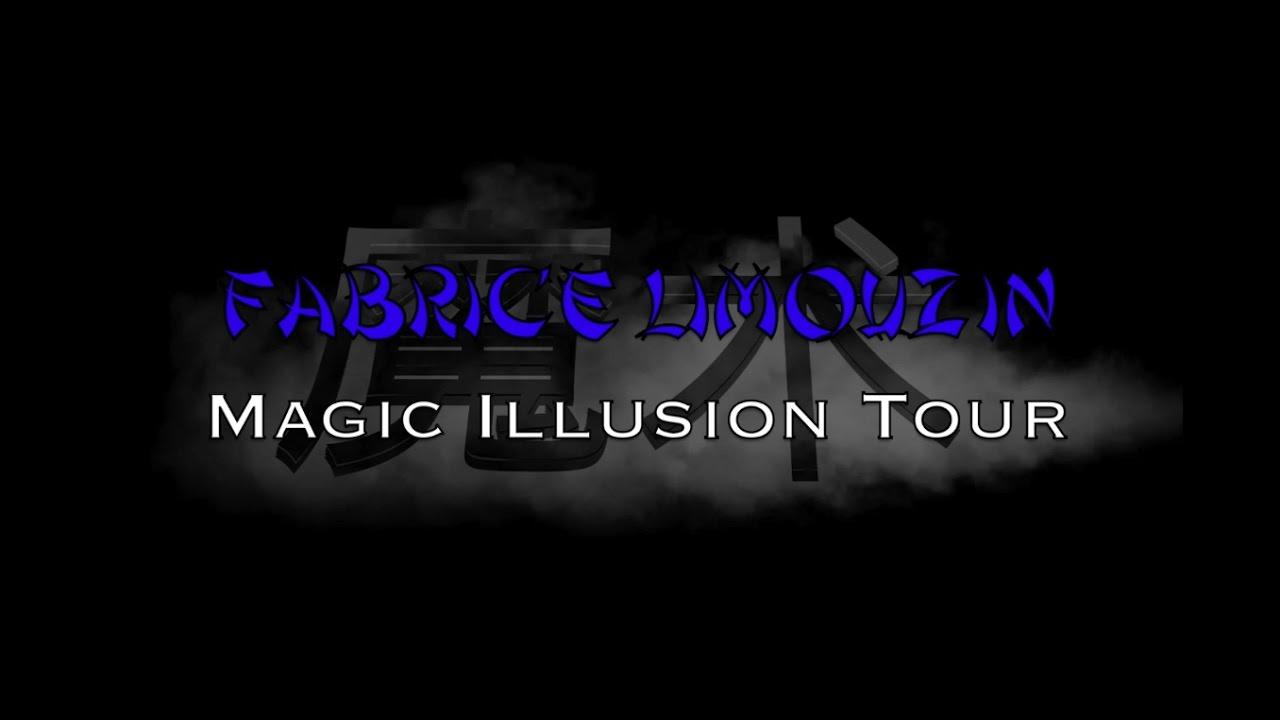 Magic Illusion Tour (2017)