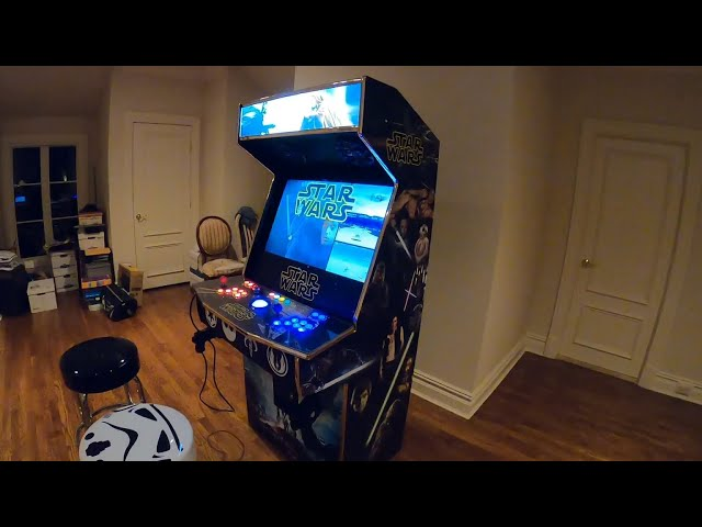GameRoomSolutions -  My 32inch FullSize Retro Arcade