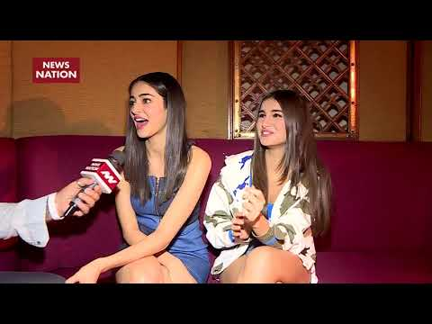 Star cast of Student of the Year 2: Exclusive conversation with  Ananya, Tara and Tiger