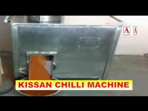 Kisan Chilli Magic And Automatic Machine