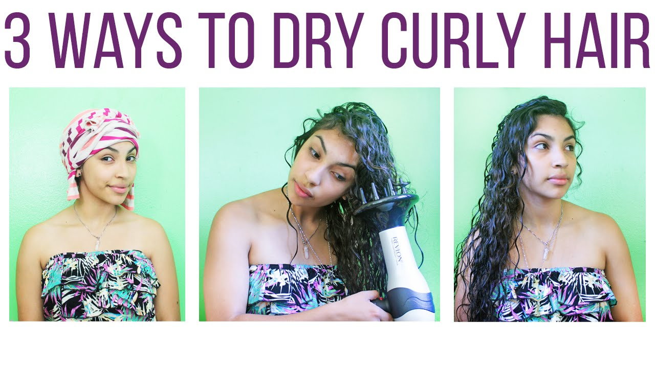 ways to style curly hair 3 ways to curly hair 1530