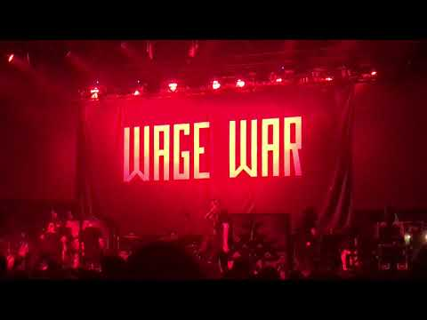 Wage War - FULL SET LIVE [HD] - (Toronto, ON 10/11/17)