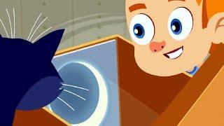 Фиксики - Фикси- советы - Как сделать камеру - обскуру (Солнечное затмение) / Fixiki