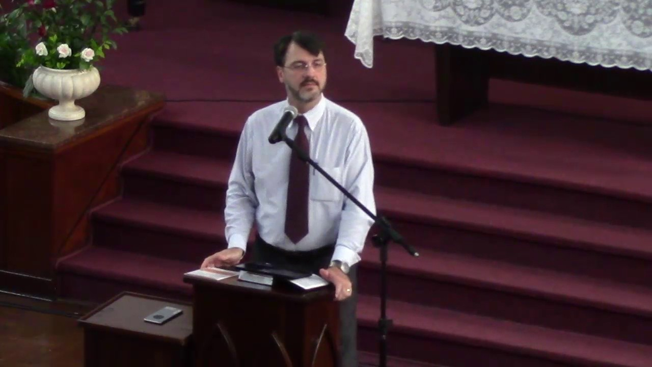 Gênesis 22 - Rev. Mauro Meister