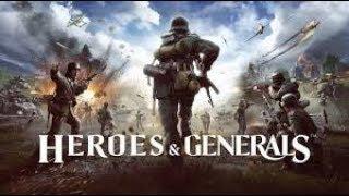 Heroes & Generalsをやっていきたいと思います。 今回も幻影を引き連れ...