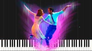 La La Land - Epilogue (Piano Tutorial Synthesia)