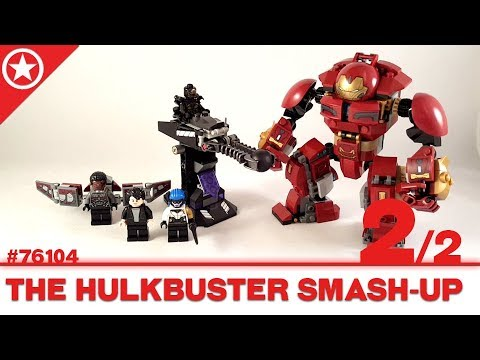 Hulkbuster Up2 HeroesThe ConstructionLego Marvel Super Smash Ifb7gyvY6m