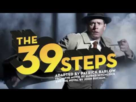 Nathan Page in 39 Steps  Vid