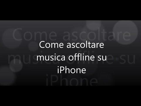 Guida: Come Ascoltare Musica Offline Su IPhone - ITube - APP TUTTE RIMOSSE