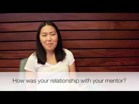 Alumni Student Mentorship Program Testimonials