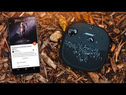 The TOUGHEST Bluetooth Speaker! BOSE Soundlink Micro