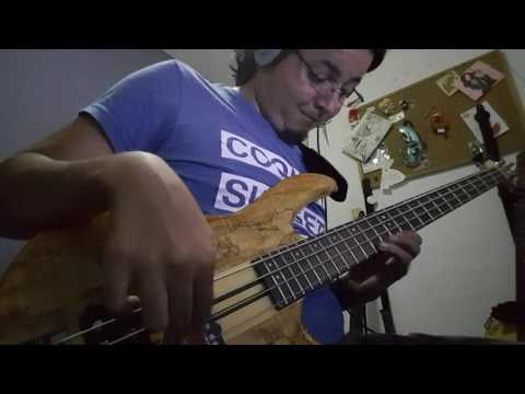 Bacchikoi - DEV parade (Bass cover)