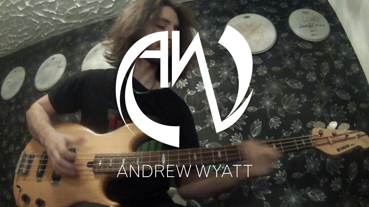 Funky rhythm section: Bass slap + Drum solo - Andrew Wyatt