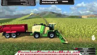 Farming Simulator 2011 Demo Gameplay