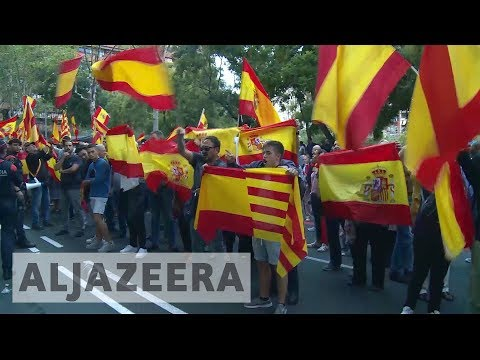 Pressure on Barcelona to stop Catalan independence vote